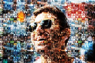 【Photoshop】フォトモザイク(Photo Mosaic Portraits)を簡単かつカッコよく作成する方法